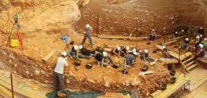 restos fósiles españa