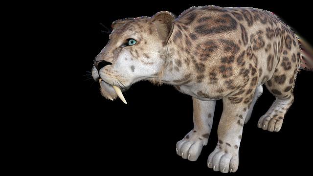 tigre smilodon