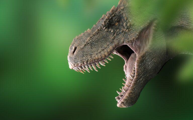información sobre los dinosaurios