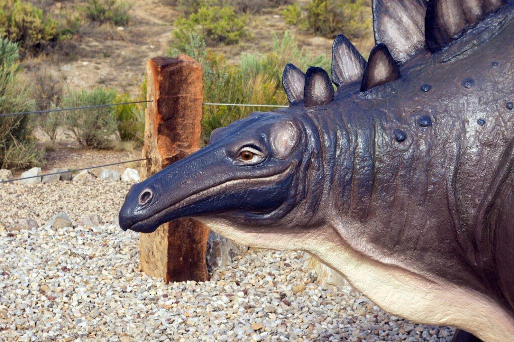 estegosaurios por qué desapareció