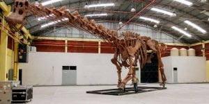 fosil mas grande de dinosaurio