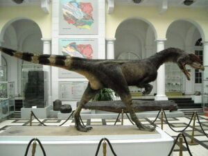 los dinosaurios que más corrían