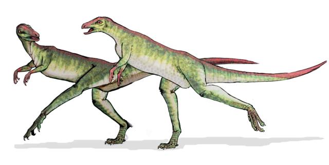dinosaurios pequeñitos