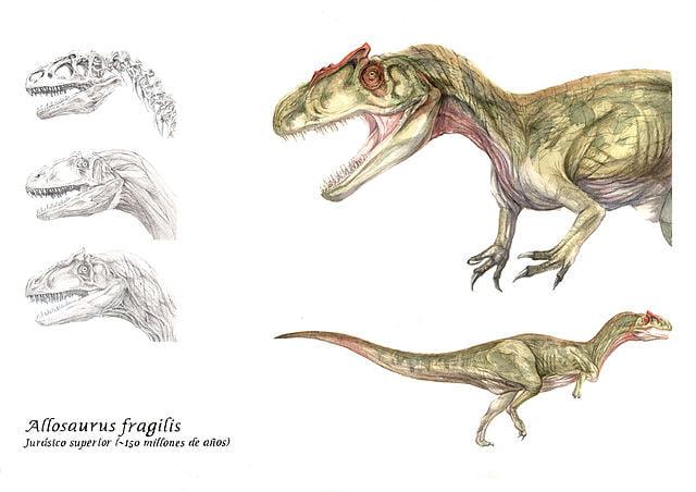 dinosaurios más rápidos