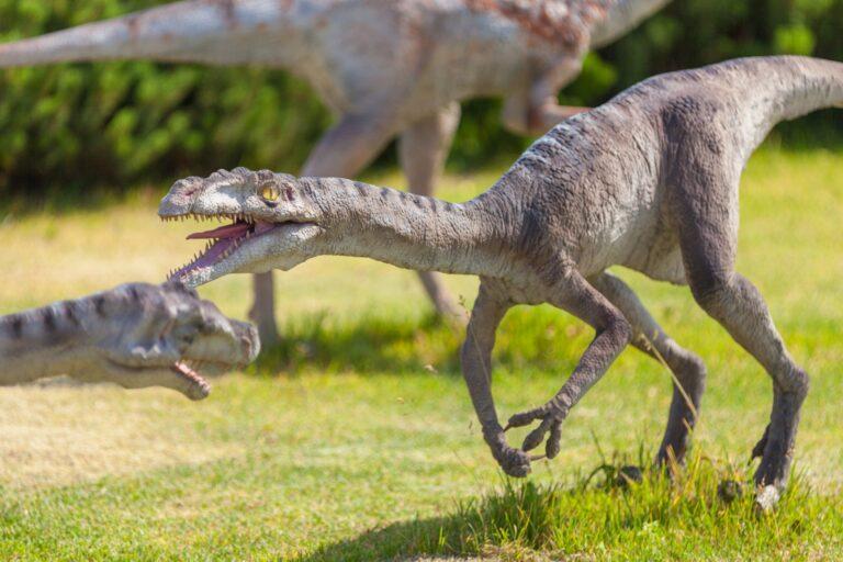 dinosaurios más pequeños