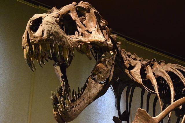 cómo ver tiranosaurios