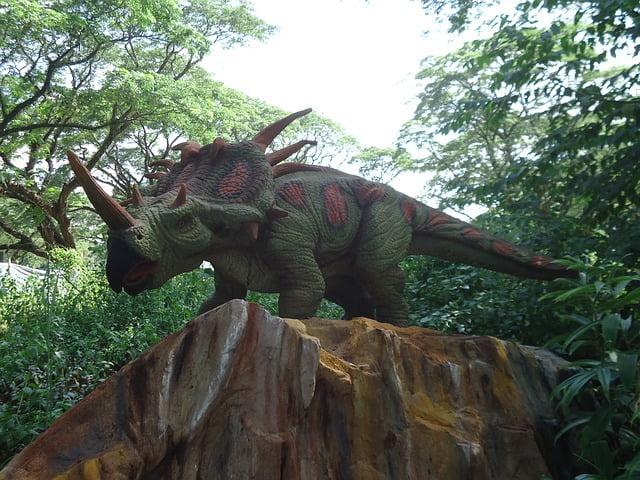 descripción triceratops