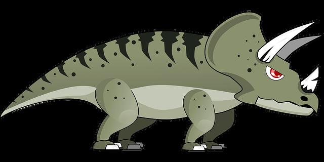 información actual sobre el triceratops