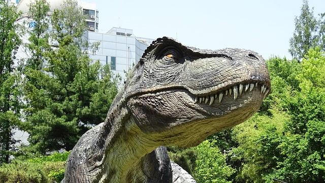 cómo era el tiranosaurio
